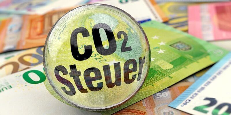 CO2-Steuer ab 2021